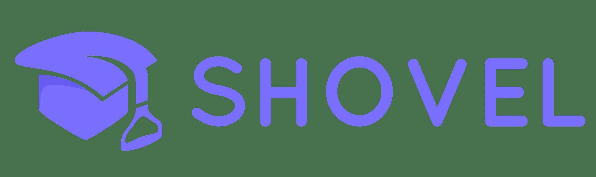 Logo Shovel Study Planner
