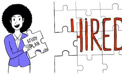 A Study Plan Will Get You Hired