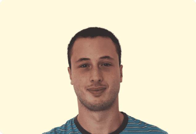 Milan Sovic FullStack Engineer @shovelapp